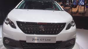 peugeot 2008 interior 2017 peugeot 2008 gt line puretech 130 start u0026stop 2016 exterior and