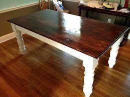 X Leg Dining Table Dining Table X Leg Dining Table Plans Two Designs Wood Top Metal