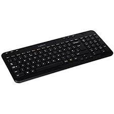 Light Up Wireless Keyboard Logitech K360 Wireless Keyboard Black Uk Layout Amazon Co Uk