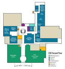 Second Floor Plans Floor Plans Elliott University Center