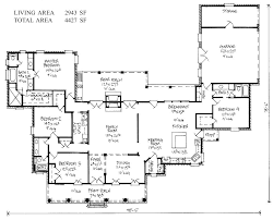 style floor plans country home plans louisiana house plans