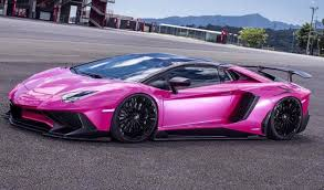 lamborghini aventador liberty walk unleashes pink wide body lamborghini aventador sv