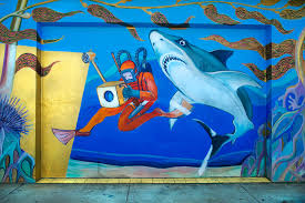 frankie foto colorful murals in chicano park and meeting an artist seals are loved and hated in san diego but this is an awesome mural