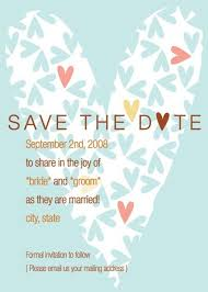 save the date emails budget save the date save a tree save some money