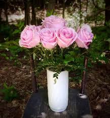 Pink Milk Glass Vase Vintage Milk Glass U2013 Southern Vintage Table