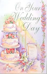Wedding Wishes Cake Buy Braille Embossed Wedding Greeting Card With Warmest Wishes