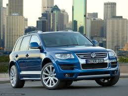 volkswagen touareg blue download wallpaper volkswagen touareg r50 blue free desktop