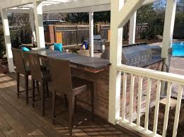 brick outdoor kitchen island in superior co016 u2013 hi tech appliance