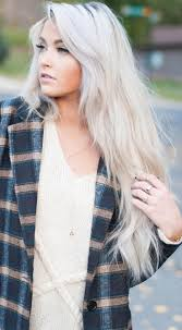 24 awesome shades of platinum blonde hair color hairstyle for women