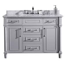 home decorators collection vanity home decorators collection aberdeen 48 in w x 22 in d vanity in
