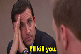 Toby Meme - 21 times michael scott s hatred for toby flenderson was out of control