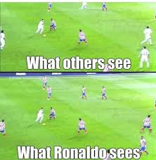 Funny Memes Soccer - hahahaha he doesn t pass it i didn t get for like 20 sec haha