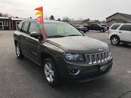 jeep crossover 2015 2015 jeep compass high altitude edition in searsport me greg s