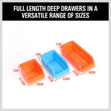 aliexpress com buy new wall mounted storage bin rack tool parts