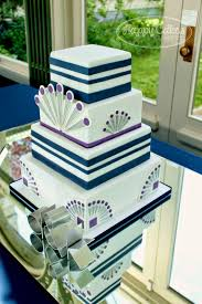 art deco inspired wedding cake on with hd resolution 1067x1600
