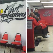 first impressions barbershop barbers 101 west 1st st sanford