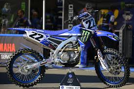 yamaha motocross bikes reed bikes of supercross 2017 motocross pictures vital mx