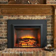 Fireplace Electric Insert 36 Electric Fireplace Insert Getanyjob Co