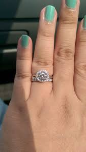 Does The Wedding Band Go Before The Engagement Ring by How Do You Wear Your Wedding Rings On Wedding Ring With Married Or