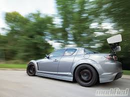 rx8 car project mazda rx 8 modified magazine