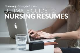 nursing resume the ultimate guide for 2017 nurse org