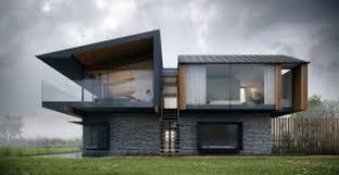 house plans magazine modern hacienda style guest house concrete homes imanada simple