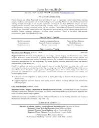 Free Nurse Resume Template Best Nursing Resume Examples Graduate Nurse Resume Example We