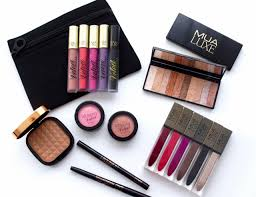 Makeup Mua mua luxe collection review a w 15 the ldn diaries