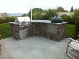 Green Egg Kitchen - big green egg outdoor kitchen island outofhome
