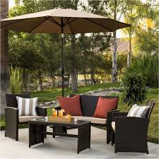 used outdoor patio furniture gallery best choice products 4 piece