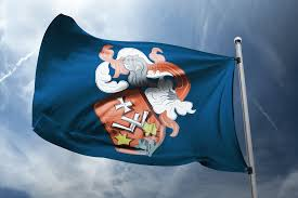 Family Crest Flags Thomasina A Durkay Family Crests Flags