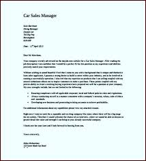 sle executive cover letters 28 images car sales manager cover