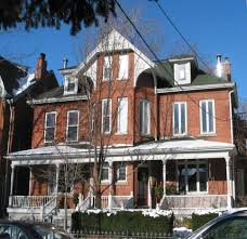 Gothic Revival Home Gothic Revival Architecture On Amelia Street Cabbagetown Info