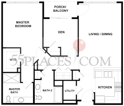 Floor Plans 1200 Sq Ft by A Floorplan 1200 Sq Ft Sun City Huntley 55places Com