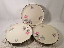 syracuse china bridal arcopal vintage dinner plate set in syracuse china ebay