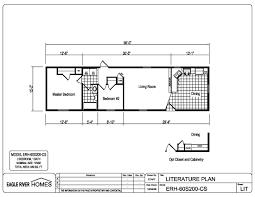 eagle river homes floor plan chooser model 60s200 cs