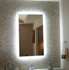 Etched Bathroom Mirror Bathroom Decorative Bathroom Mirrors Large Frameless