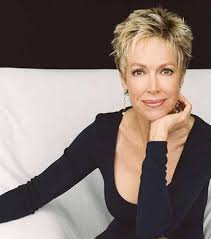 best short hairstyles for women over 60 with thick hair