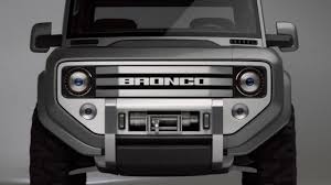 How Much Is The 2016 Ford Bronco 2018 Ford Bronco Price And Release Date Youtube