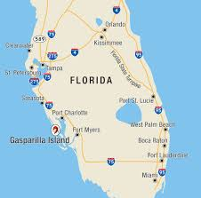 Fort Myers Florida Map by Directions From Airports Gasparilla Inn U0026 Club