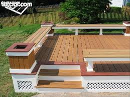 Wood Bench Designs Decks by Best 25 Deck Benches Ideas On Pinterest Deck Bench Seating