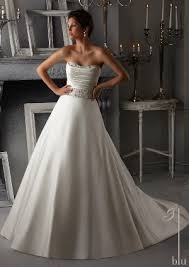 wedding dresses without straps minimum embellishments no lace no frills wedding dresses