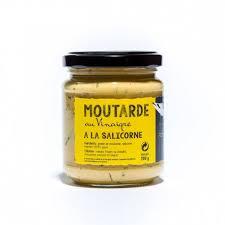 huile de moutarde cuisine moutarde au vinaigre à la salicorne la des vents from etretat