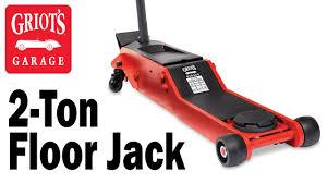 Arcan Car Jack by Griot U0027s Garage 2 Ton Floor Jack Super Low Profile Youtube