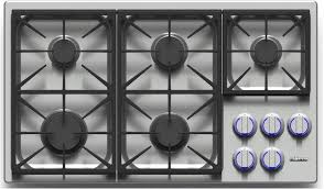 36 Downdraft Gas Cooktop Dacor Dyct365gsng 36 Inch Gas Cooktop With 5 Sealed Burners