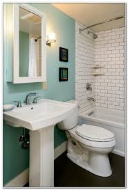 bathroom pedestal sink ideas home design