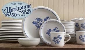 yorktowne dinnerware plates dishes pfaltzgraff yorktowne