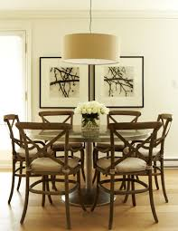 round metal dining room table round metal dining table contemporary dining room cameron