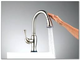 kohler touch kitchen faucet no touch kitchen faucet imindmap us