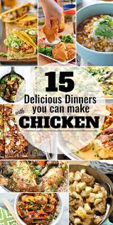 Dinner Easy Ideas What To Make For Dinner Easy Dinner Recipes Tidymom